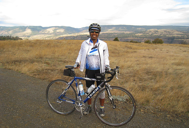 Me at Rowena Crest