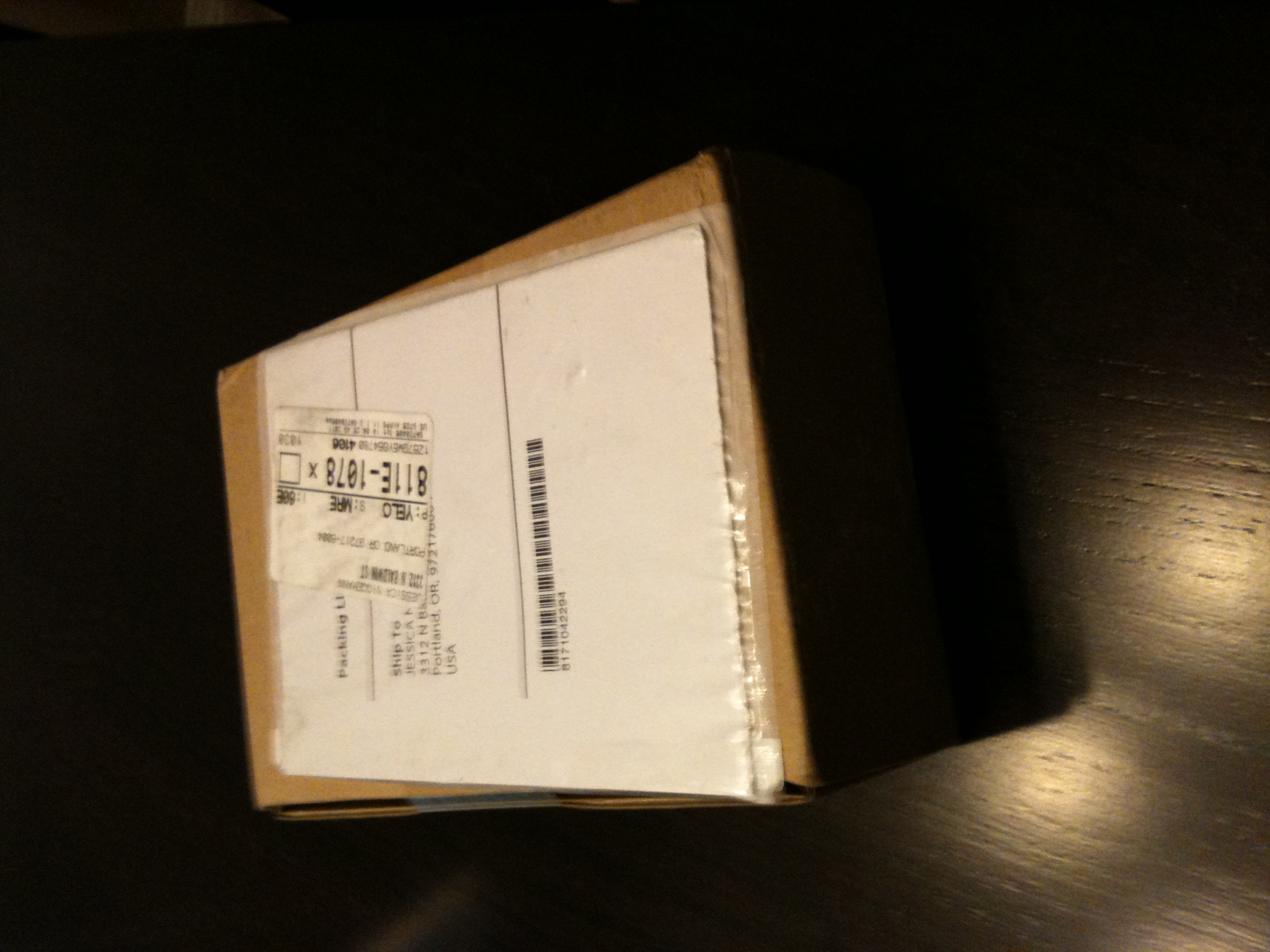 iPhone 4S in the package