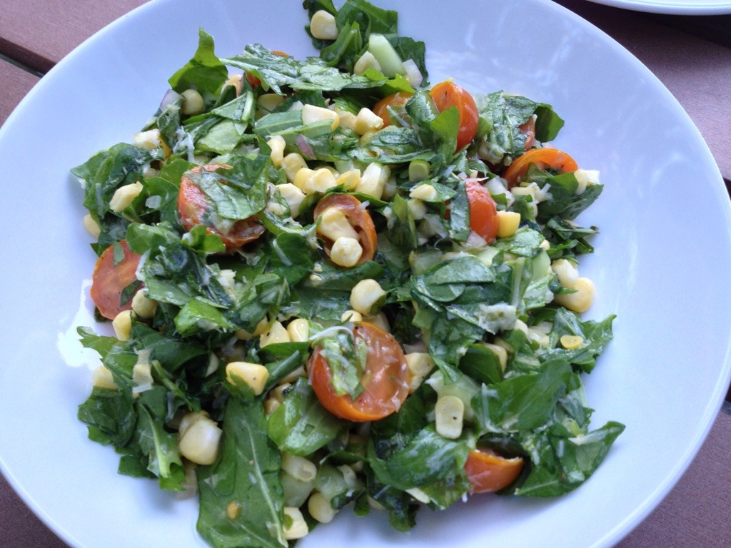 Cherry Tomato and Sweet Corn Salad